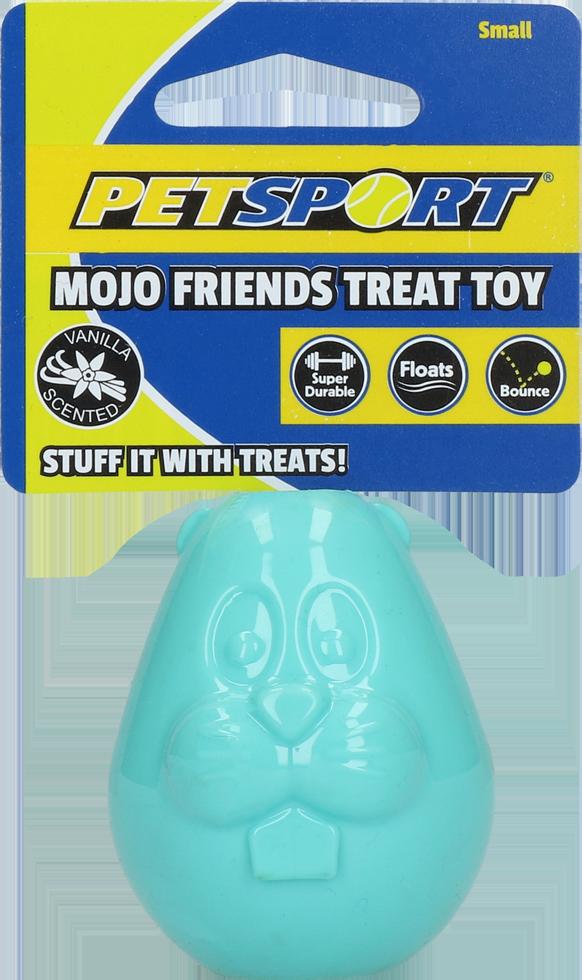 Mojo Friends Treat Ball Small Beaver