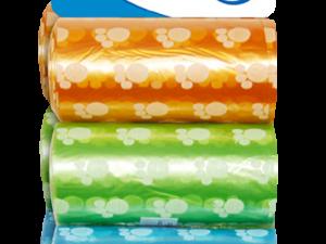 Pawise Refill Poop Bag (8 pack)