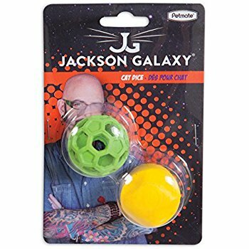 Jackson Galaxy Cat Dice Hol-EE Roller