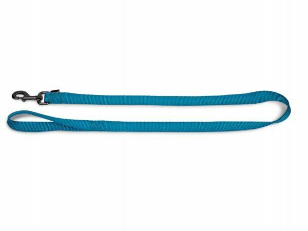 Leiband Classic Nylon turquoise 120cmx20mm L