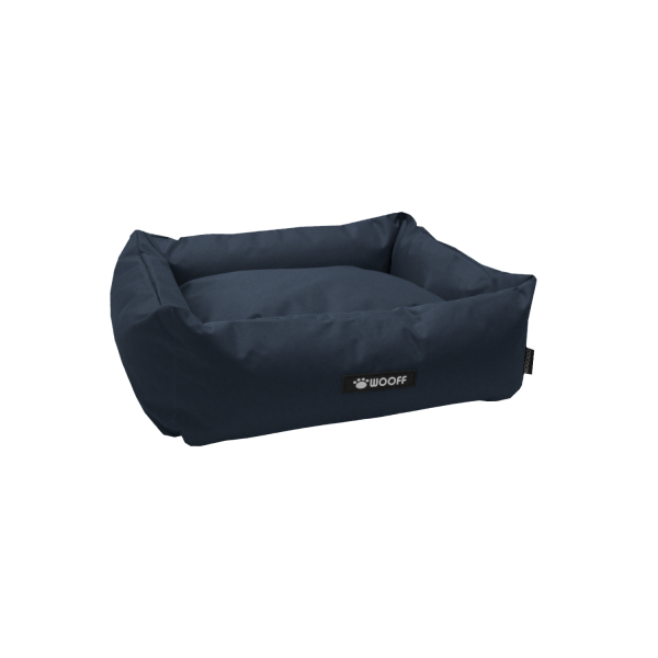 Wooff hondenmand Cocoon All Weather Antraciet 90x70x22