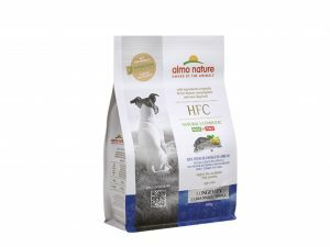 HFC Dry Dogs 300g XS-S Long.- Zeebaars & Zeebrasem