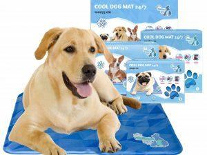 Koelmat voor honden