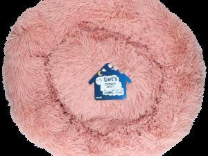 Let's Sleep Donut L Beige/Roze