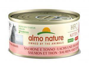 p28708  a5900h hfc cats 70g complete kitten zalm en tonijn 1