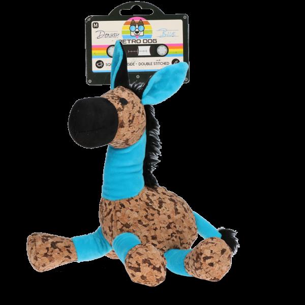 Retrodog Donkey Blue M