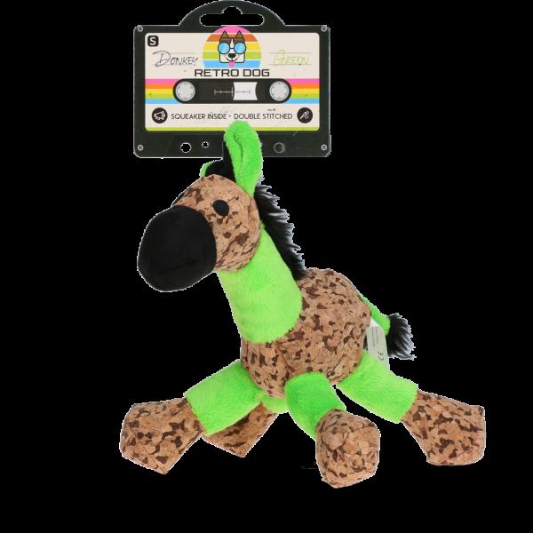 Retrodog Donkey Green S