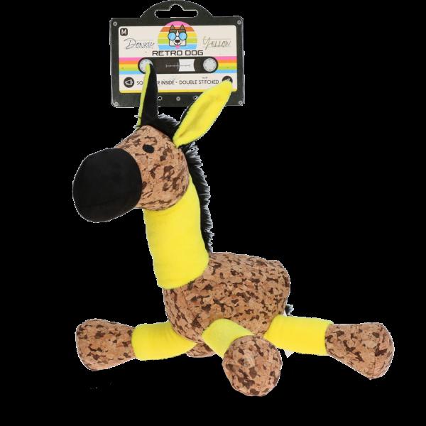 Retrodog Donkey Yellow M