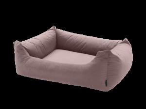 Madison Velours Dog Bed Roze M