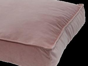 Madison Velours Lounge Cushion Roze S